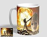 I am Groot Baby Groot 11oz Ceramic Mug Coffee Cup