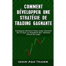 Comment Développer une Stratégie de Trading Gagnante: Pourquoi Devriez-Vous Faire L'opposé De  Ce Que La Majorité Des Traders Essaie De Faire (French Edition)