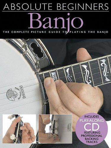 Absolute Beginners: Banjo: Noten, Lehrmaterial, Bundle, CD für Banjo