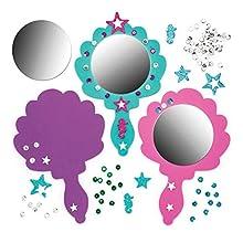 Mermaid Mirror Kits (Pack of 4)