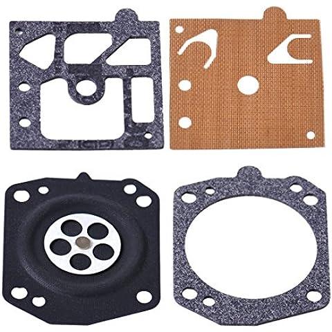 Carburatore Repair kit di ricostruzione a membrana Guarnizione per Walbro K10-HD STIHL 027 029 039 MS270 MS290 MS390 - Membrana Rebuild Kit