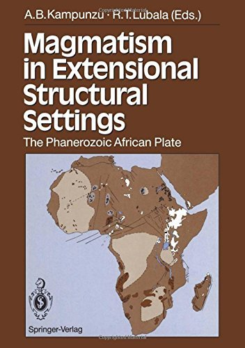 Magmatism in Extensional Structural Settings: The Phanerozoic African Plate (2011-11-23) par unknown