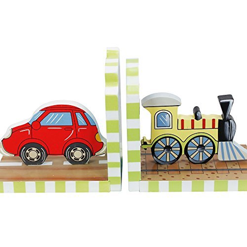 Transport Bookends from Teamson by Fantasy Fields By Teamson