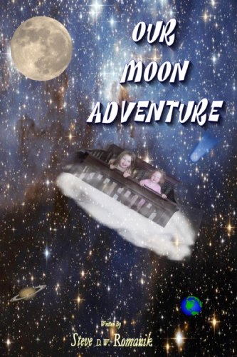Our Moon Adventure (English Edition)