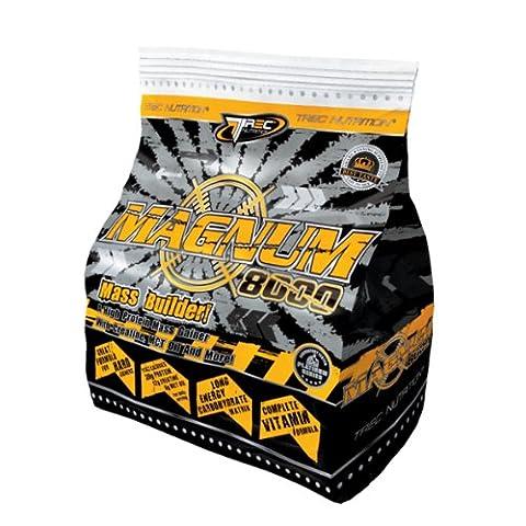 Protéine Weight Gainer avec Créatine et MCT 1000 g Banane - Augmentation de la MASSE / FORCE /