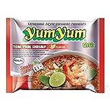 Yum Yum Tomyum Shrimp (Hot) Flavour Instant Noodle 60g