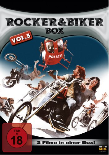 Rocker & Biker Box Vol. 5 *2 Filme!*