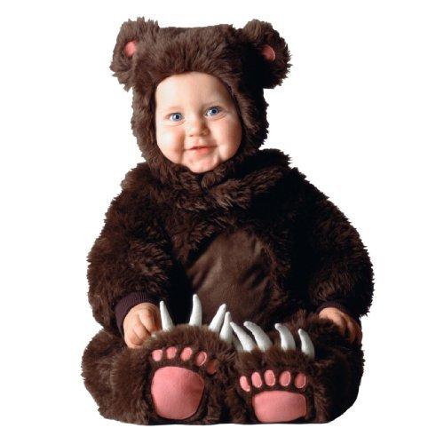 Bär Kostüm Tom Arma für Babys - 6-12 ()