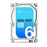 Seagate NAS HDD 6TB SATA 3.5IN 7200RPM 6GB/S 128MB, ST6000VN0021 (3.5IN 7200RPM 6GB/S 128MB)