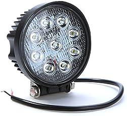 9D Focus Flood LED Lamp for Car and Bikes