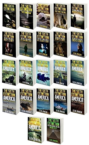 The Sixth Extinction England & The First Three Weeks England & The Squads First Three Weeks & The Sixth Extinction America & The Seven Seeds of the Gods. Omnibus Edition: Books 1 to 22