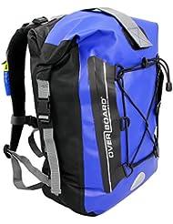 Overboard–PREMIUM seco mochila–azul, 30litros