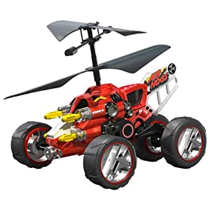 Air Hogs Hover Assault Assortment Red Black Amazon Co Uk
