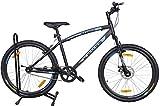 #10: Kross Maximus 26T Single Speed 402477 Mountain Cycle (Black)