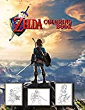 Zelda Coloring Book