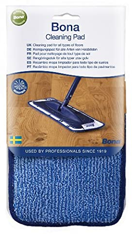 Bona Microfibre Cleaning Pad (BLUE PAD) Product Code; CA101021