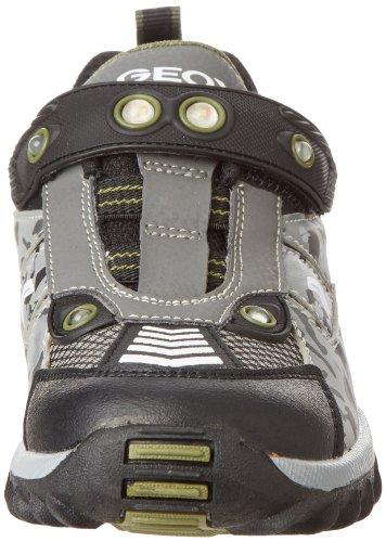 Geox J N. Lt Canyon B, Sneaker bambini Grigio CAMOUFLAGE/GREY Grigio (CAMOUFLAGE/GREY)