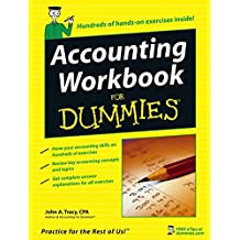 Accounting Workbook For Dummies (US Edition)