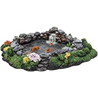 Miniature World - MW02-017 - Estanque de peces