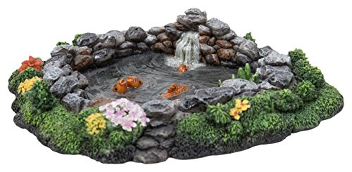Miniatur World Rock Teich (MW02-017)