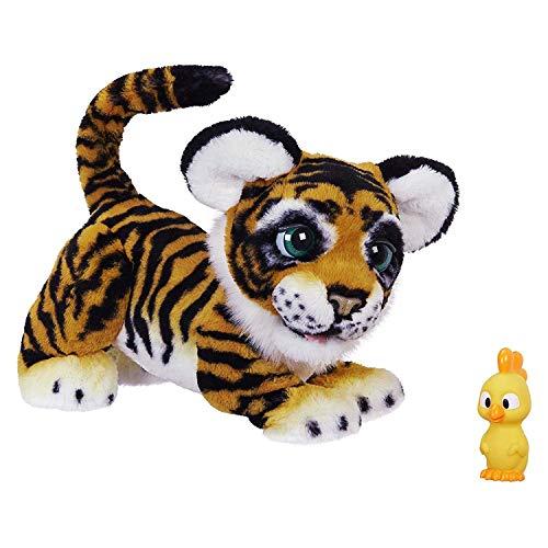 FurReal Amigos Roarin Tyler–el diseño de Tigre de Peluche