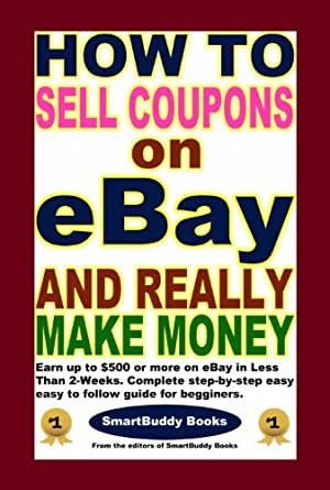Coupons don't just save you money, they can also make you money! Whether it's electronics, clothes, online, or grocery coupons, we all use them to save money. But today you're going to learn how to make money by selling coupons on eBay. At the time of writing, I counted there were 38,