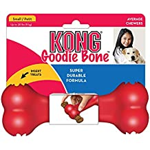 Kong 0035585780108 - Goodie bone small red