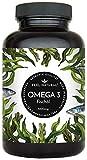 Omega 3 Fischöl Kapseln. Mit 1000mg pro Kapsel. 365 Softgel