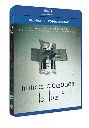 Nunca Apagues La Luz [Blu-ray]