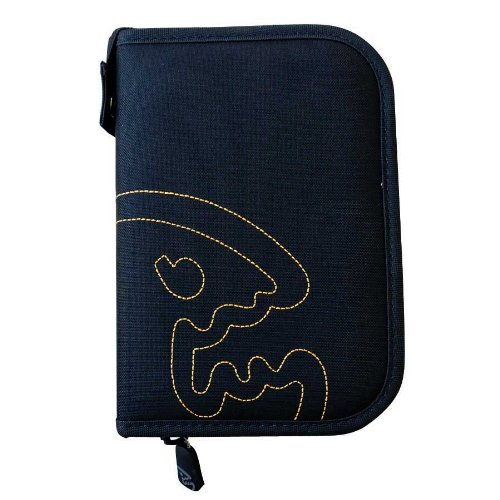 iQ-Company Q-Book XS Bites, black (Kleine Log Dive)