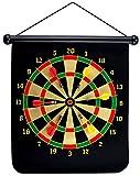 Kids Safe Magnetische Dart, doppelseitig Dart Board Spiel für ganze Familie (12
