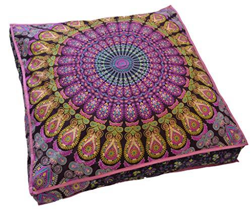 indischen dekorativer Überwurf-Kissenbezug Mandala Hundebett, Mandala Boho