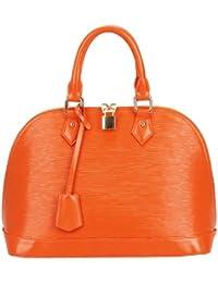 E-Girl Q0303,femmes véritable de modèle de sac à main en cuir