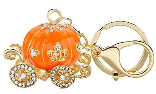 SaySure - Pumpkin Carriage Crystal For Hallowmas Fairy (Prop Hängen Medusa)