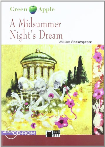 A Midsummer Night's Dream+cd (ga) par Cideb Editrice S.R.L.