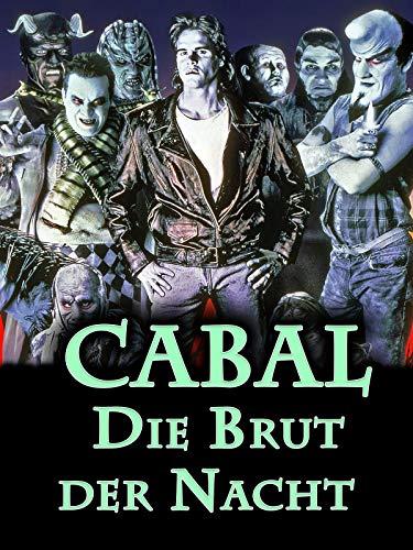 Cabal - Die Brut der Nacht - 80er Jahre Nacht Kostüm