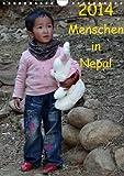 Menschen in Nepal (Wandkalender 2014 DIN A4 hoch): Gesichter Nepals von Kathmandu bis in die Everest-Region (Monatskalender, 14 Seiten)