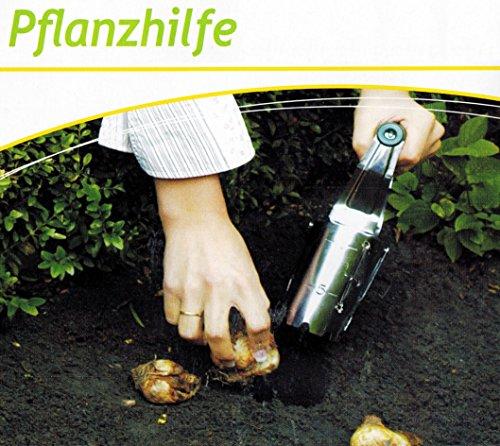 PFLANZHILFE Ferdermechanismus Zwiebelpflanzer Pflanzautomat Automatikpflanzer