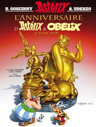 Asterix - L'anniversaire d'Astérix et Obélix - nº34
