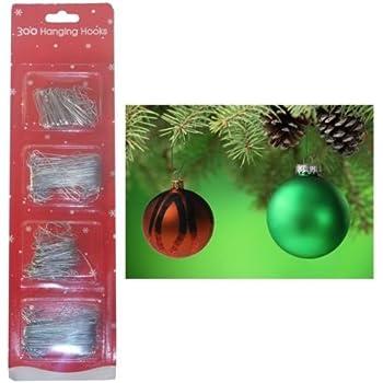 HOMEMAXS Ornament Hooks Christmas Tree Hooks 45mm S Hooks