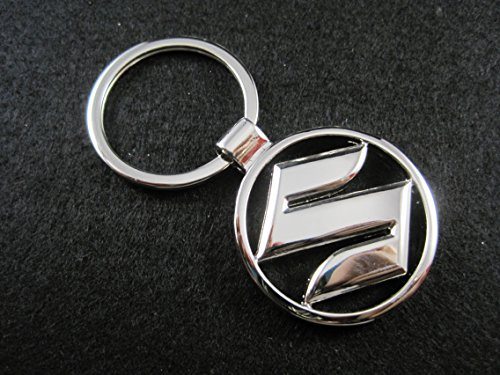 Portachiavi di metallo Suzuki