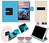 reboon Huawei MediaPad X2 Hülle Tasche Cover Case Bumper | Beige | Testsieger