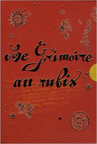 Le Grimoire au rubis : Coffret en 3 volumes : Tome 1, Bertoul et le secret des hiboux ; Tome 2, Le sortilège du chat ; Tome 3, Le chant des loups par Béatrice Bottet