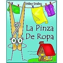 """Libros para ninos: """"La pinza de ropa"""" (Cuentos para dormir, books in spanish for kids)"""