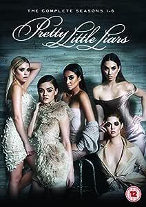 Pretty Little Liars Staffel 5 Dvd