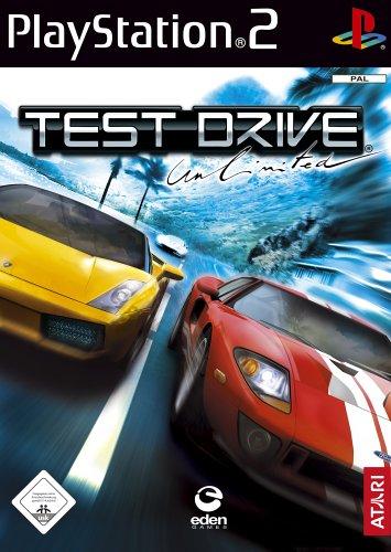 Preisvergleich Produktbild Test Drive Unlimited
