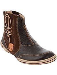 tZaro Choco Knot Genuine Leather Boots