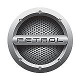 #10: Indiashopers Boy Petrol Sides, Windows Car Sticker (Black)
