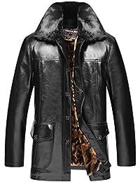 Suchergebnis auf für: leather jackets Herren