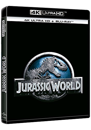 Jurassic World 1 (4K UHD + BD) [Blu-ray]